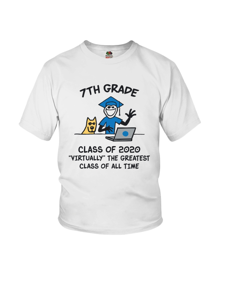 7th grade Greatest all time Youth T-Shirt