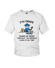 7th grade Greatest all time Youth T-Shirt front
