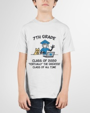 7th grade Greatest all time Youth T-Shirt garment-youth-tshirt-front-01