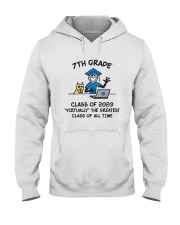 7th grade Greatest all time Hooded Sweatshirt thumbnail