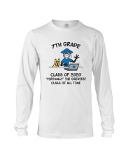 7th grade Greatest all time Long Sleeve Tee thumbnail