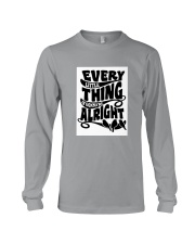 Every Little Thing Gonna Be Alright Long Sleeve Tee thumbnail
