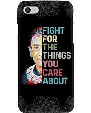 RBG fight lace Phone Case thumbnail