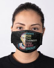 RBG fight lace Cloth face mask aos-face-mask-lifestyle-01