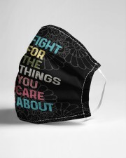 RBG fight lace Cloth face mask aos-face-mask-lifestyle-21