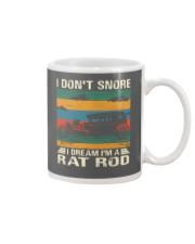 I Don't Snore Rat Rod Mug thumbnail
