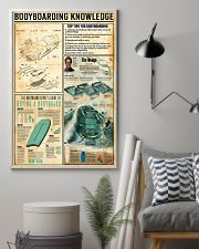 Bodyboarding Knowledge 11x17 Poster lifestyle-poster-1