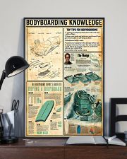 Bodyboarding Knowledge 11x17 Poster lifestyle-poster-2