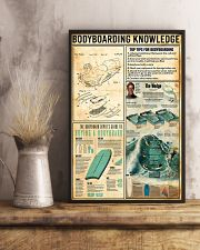 Bodyboarding Knowledge 11x17 Poster lifestyle-poster-3