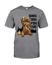Sorry For What I Said Bear Classic T-Shirt front