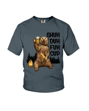 Sorry For What I Said Bear Youth T-Shirt thumbnail