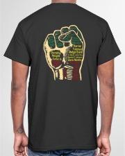 Black Matter 2 Slide front Classic T-Shirt garment-tshirt-unisex-back-04