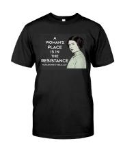 resistance yard sign Classic T-Shirt thumbnail