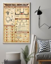 Basketball Knowledge 11x17 Poster lifestyle-poster-1