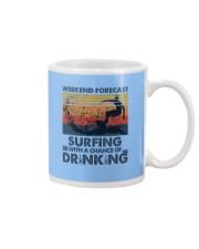 Surfing Forecast Mug thumbnail