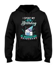 6th Spent birthday Hooded Sweatshirt thumbnail