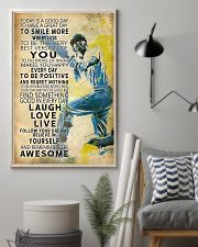Cricket Today Is A Good Day 11x17 Poster lifestyle-poster-1
