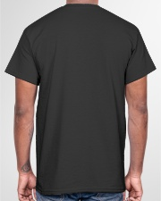 Unapologetically dope girl Classic T-Shirt garment-tshirt-unisex-back-04