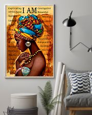I Am Gorgeous Black People 11x17 Poster lifestyle-poster-1