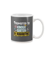Kindergarten Promoted in quarantine Mug thumbnail