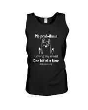 No Pro-llama one kid at a time Unisex Tank thumbnail