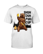 Shuh Duh Fuh Cup I Hate People  Classic T-Shirt tile