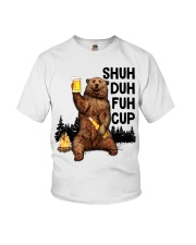 Shuh Duh Fuh Cup I Hate People  Youth T-Shirt thumbnail