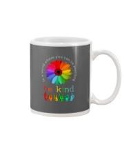 You Can Be Anything Be Kind Sign Hand Mug thumbnail