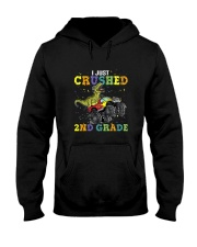 2nd grade I just crushed Hooded Sweatshirt thumbnail