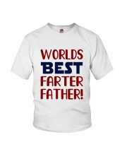 Worlds Best Farter Father Youth T-Shirt thumbnail