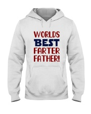Worlds Best Farter Father Hooded Sweatshirt thumbnail