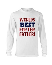 Worlds Best Farter Father Long Sleeve Tee thumbnail