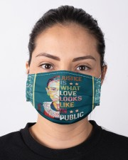 RBG justice looks Cloth face mask aos-face-mask-lifestyle-01