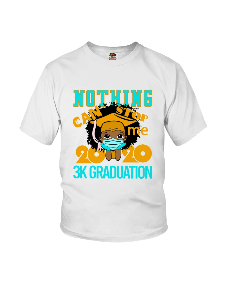 Girl 3k Nothing Stop Youth T-Shirt
