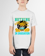 Girl 3k Nothing Stop Youth T-Shirt garment-youth-tshirt-front-01