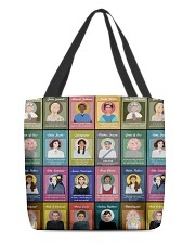RBG mighty women tumbler All-over Tote thumbnail