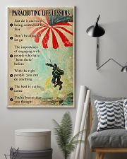 Parachuting Life lessons  11x17 Poster lifestyle-poster-1