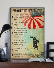 Parachuting Life lessons  11x17 Poster lifestyle-poster-2
