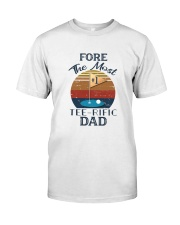 Tee rific Dad Classic T-Shirt front