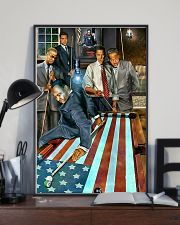 President Billiard 11x17 Poster lifestyle-poster-2