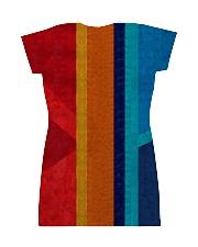 RBG wpap dress All-over Dress back