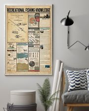 Recreational fishing knowledge 11x17 Poster lifestyle-poster-1