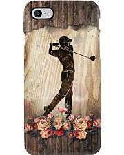 Golf Wood Print case Phone Case i-phone-7-case