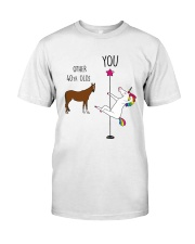 40 Unicorn other you  Classic T-Shirt thumbnail