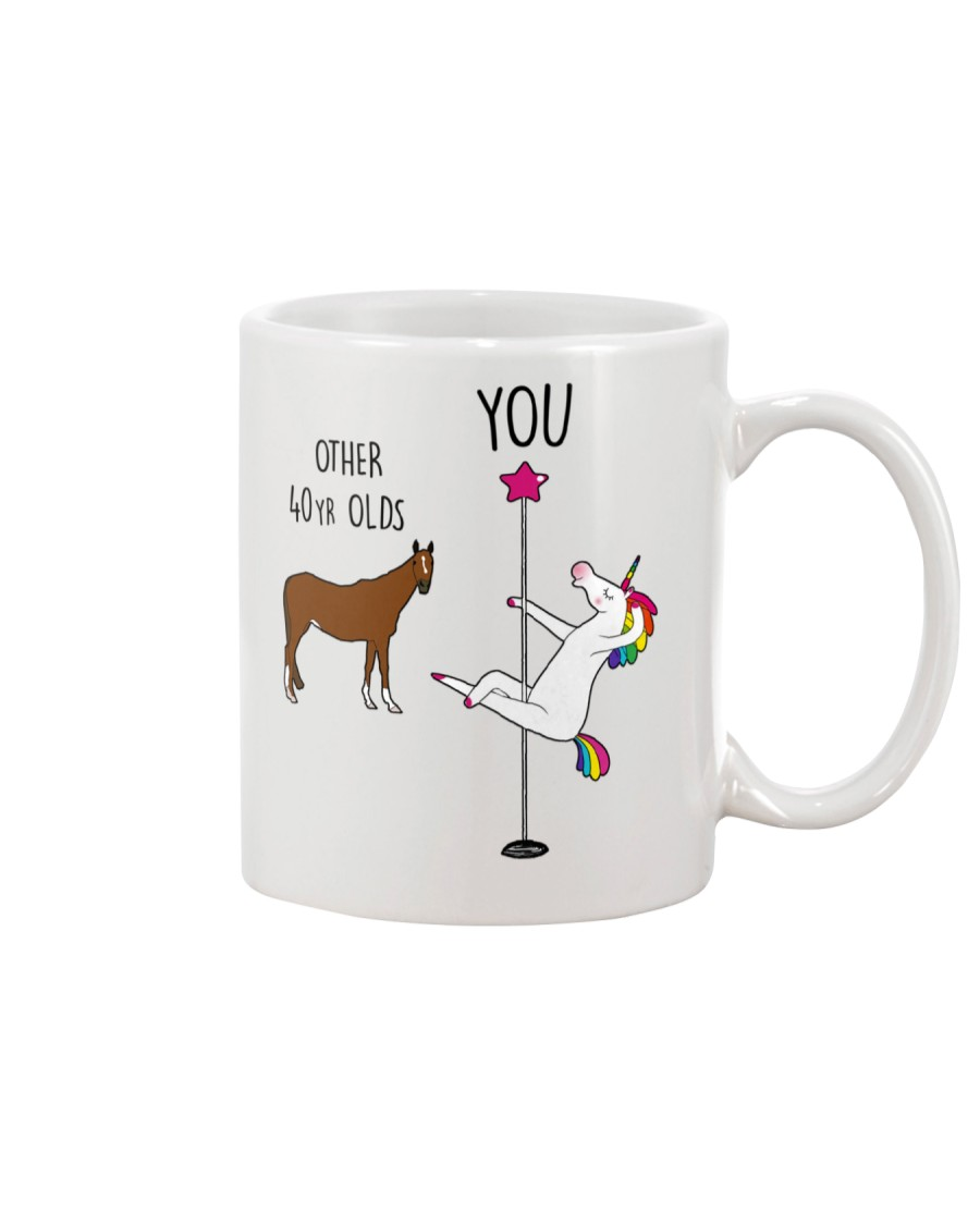 40 Unicorn other you  Mug