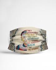 RBG whispered mandala Cloth face mask aos-face-mask-lifestyle-22