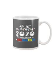 30th Birthday 2020 color Mug thumbnail