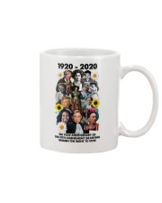 RBG 100 year poster Mug thumbnail