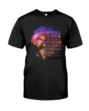 I Am The Storm Classic T-Shirt tile