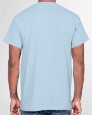 I Am The Storm Classic T-Shirt garment-tshirt-unisex-back-04